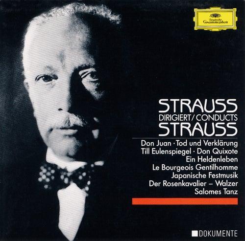 Richard Strauss Dirigiert Richard Strauss by Various Artists