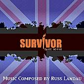 Survivor Uk (trust No One) by Russ Landau