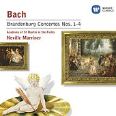 Brandenburg Concertos Nos. 1 - 4 by Johann Sebastian Bach