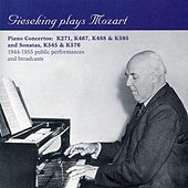Gieseking plays Mozart (1944-1955) by Walter Gieseking