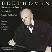 Beethoven: Symphony No. 9 (1954) by Maria Stader