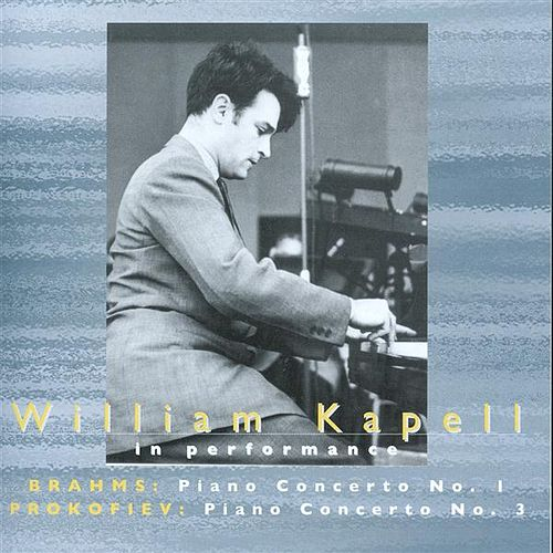 William Kapell in Performance (1949, 1953) by William Kapell