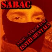 Sabacolypse (Instrumentals) by Necro