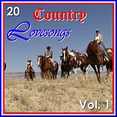 20 Country Love Songs Vol. 1 by Various Artists