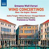 Wolf-Ferrari: Wind Concertinos by Various Artists