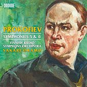 Prokofiev: Symphonies Nos. 5 & 6 by Finnish Radio Symphony Orchestra