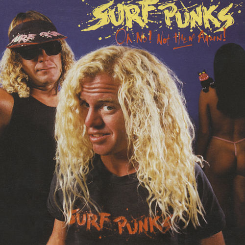 Oh No! Not Them Again by Surf Punks