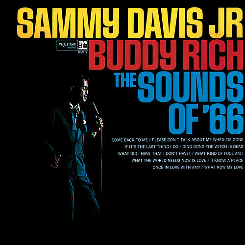 The Sounds Of '66 by Sammy Davis, Jr.