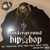 Underground Hip Hop Vol. 5 von Various Artists