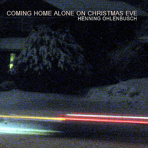 Coming Home Alone On Christmas Eve by Henning Ohlenbusch