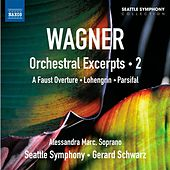 Wagner: Orchestral Excerpts, Vol. 2 by Various Artists
