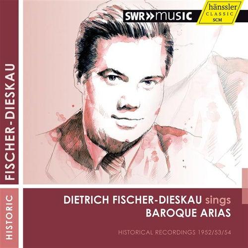 Dietrich Fischer-Dieskau sings Baroque Arias (1952-1954) by Dietrich Fischer-Dieskau