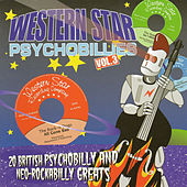Western Star Psychobillies Vol. 3 by Various Artists