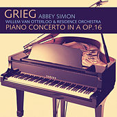 Grieg: Piano Concerto in A Op.16  (Remastered) by Abbey Simon