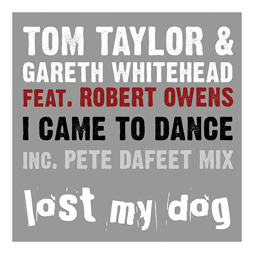 I Came to Dance by tom taylor