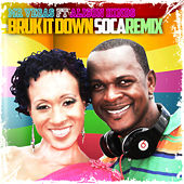Bruk It Down (Soca Remix) [feat. Alison Hinds] - Single by Mr. Vegas