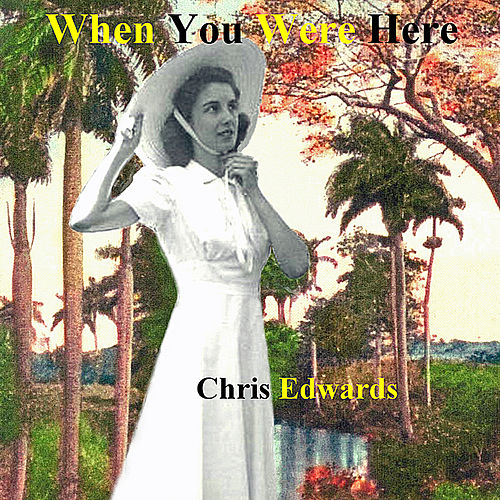 When You Were Here by Chris Edwards