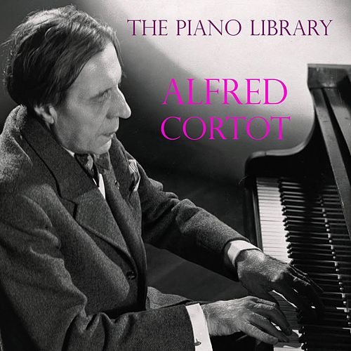 Chopin: The Piano Library by Alfred Cortot