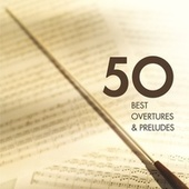 50 Best Overtures von Various Artists