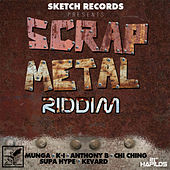 Scrap Metal Riddim - EP by Various Artists