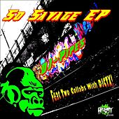 So Savage - EP by Dj-Pipes