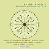 Einstein's Dream - Interpretation of Mozart's Sonata for Two Pianos in D, K.448 by J.s. Epperson