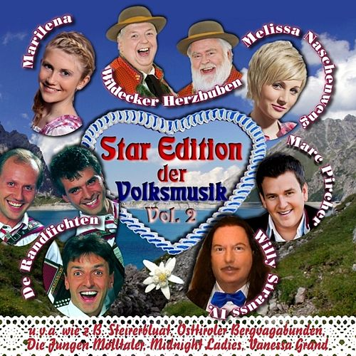 Star Edition der Volksmusik Vol. 2 by Various Artists