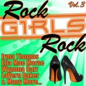 Rock Girls Rock Vol. 3 von Various Artists