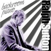 Backroom Piano von Ralph Sutton