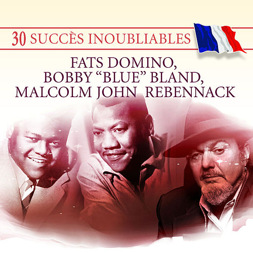 "30 Succès inoubliables : Fats Domino, Bobby ""Blue"" Bland, Malcolm John Rebennack by Various Artists"