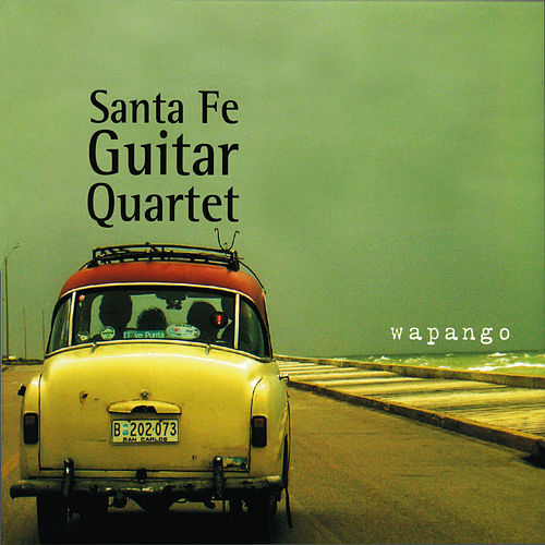 Wapango by Santa Fe Guitar Quartet