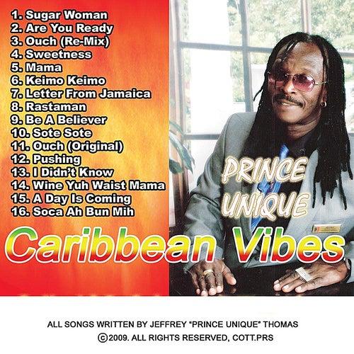 Caribbean Vibes by Jeffrey Thomas