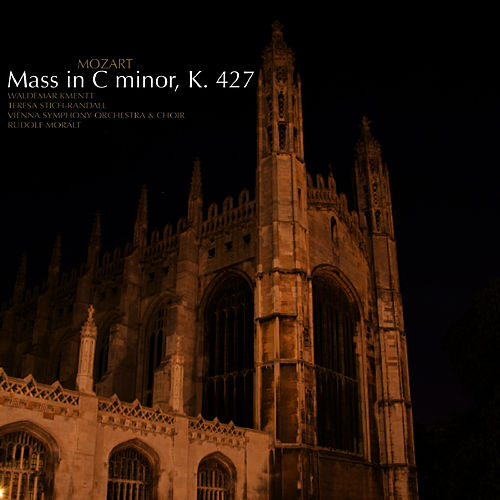 Mozart: Mass in C minor, K. 427 by Teresa Stich-Randall
