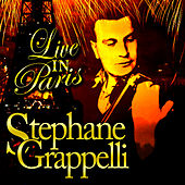 Live in Paris by Stéphane Grappelli