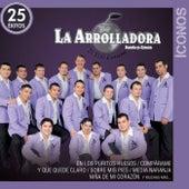 Íconos 25 Éxitos by La Arrolladora Banda El Limon