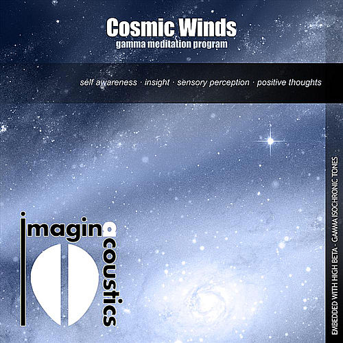 Cosmic Winds: Gamma Meditation Program by Imaginacoustics