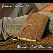 Words Left Unsaid by Jamie Alimorad