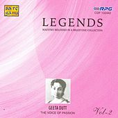 Legends Geeta Dutt Vol 2 by Various Artists