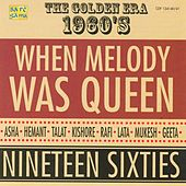 When Melody Was Queen The Golden Era 60s by Various Artists