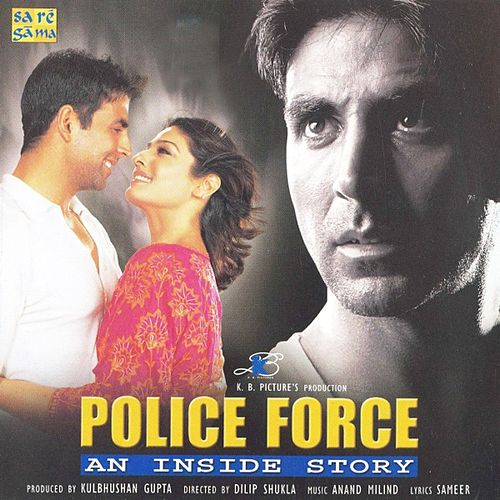 Police Force - An Inside Story by Various Artists