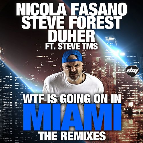 Wtf Is Going On In Miami (The Remixes) by Nicola Fasano
