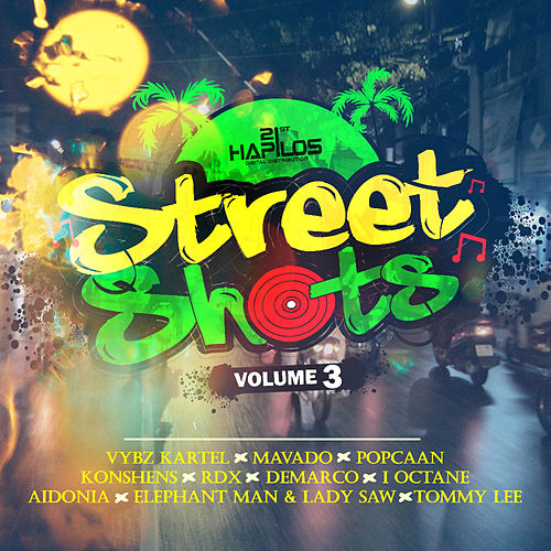 Street Shots Vol.3 by Various Artists