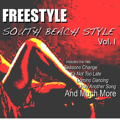 Freestyle South Beach Style, Vol. 1. by Various Artists