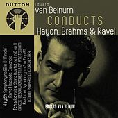 Eduard van Beinum Conducts Haydn, Brahms & Ravel by Various Artists