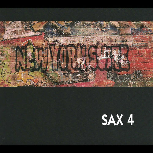 Georgel, D'Rivera & Weiskopf: New York Suite by Sax4