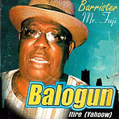 Balogun by Dr. Sikiru Ayinde Barrister