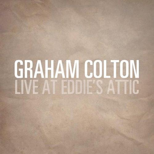 Live At Eddie's Attic by Graham Colton