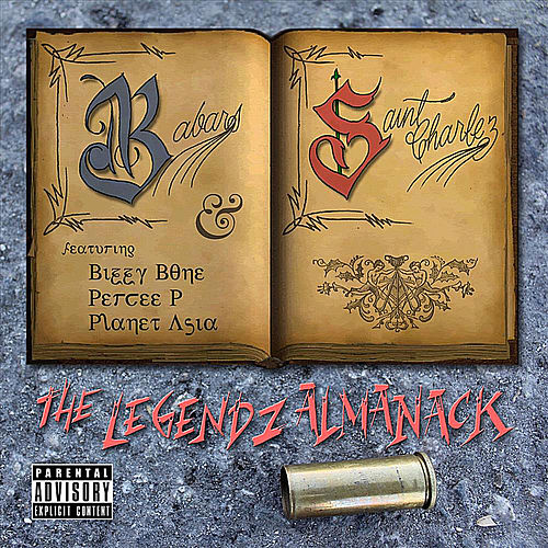 The Legendz Almanack by Babars