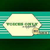 Voices Only 2012 College A Cappella, Volume One by Various Artists