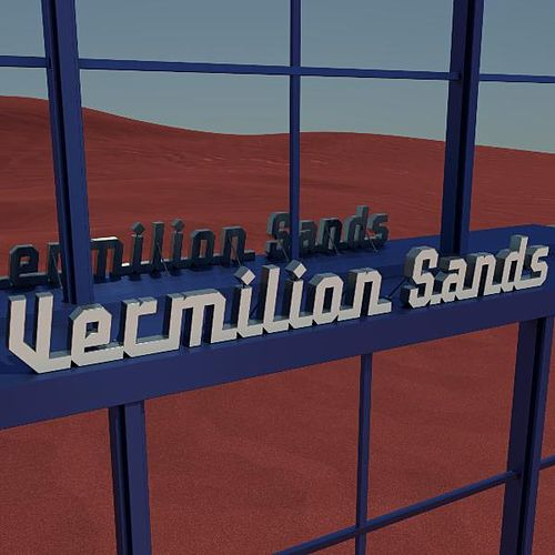 Vermilion Sands by Mister 1-2-3-4